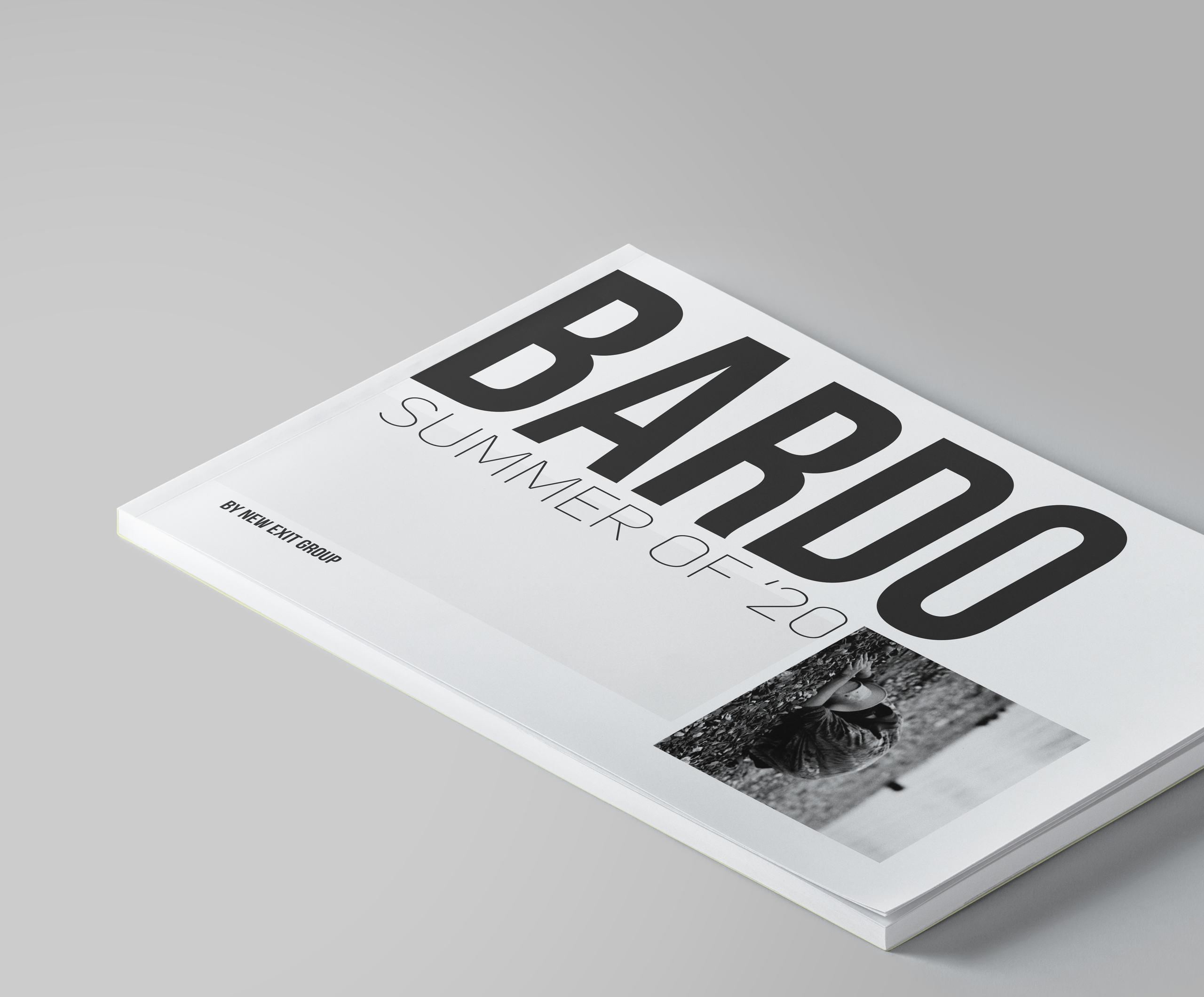 Producing BARDO: The Summer of '20 with Affinity Publisher by Simon King